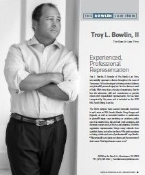 Super Lawyers® 2013 Magazine Article